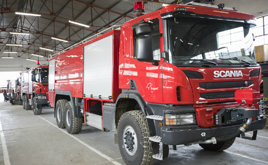 Fraport Greece invests in fire safety | Fraport Greece